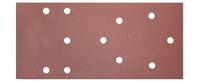 Carta Abrasiva 100X206 Gr80  5 Pezzi Cod.1905123 - Valex