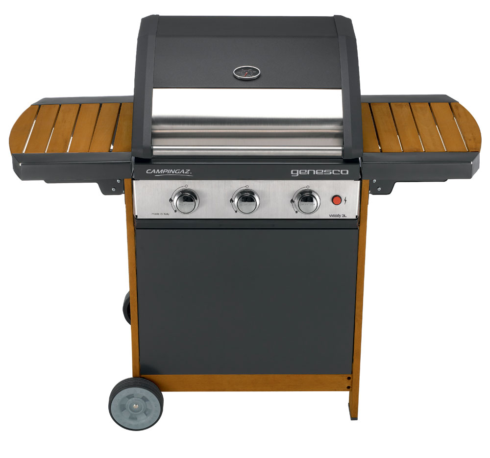 barbecue genesco 3 woody l. Black Bedroom Furniture Sets. Home Design Ideas