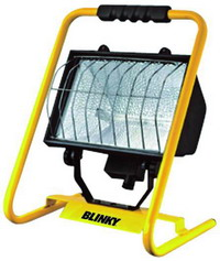 Proiettore alogeno - Watt  1000 Cod.3478735 - Blinky