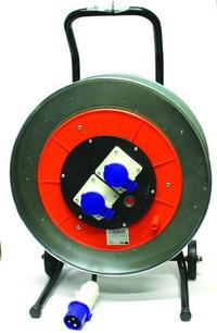 Avvolgicavi 220V Industriali - Prnp93505 Cod.3546010 - Vuemme