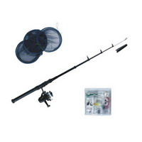 SET PESCA CON CUSTODIA 7401102 SCOPREGA