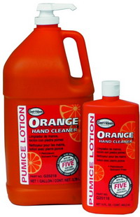 Pumice Orange Lotion - Gallone (3,79 L) Cod.77G25218 - Airtec