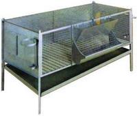 Conigliere Zincate - Cm. 60X100 Cod.7947010 - Vuemme