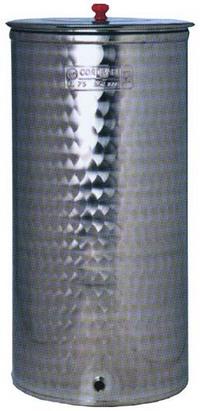 Contenitori perAlimenti Inox Cod.8215510 - Vuemme
