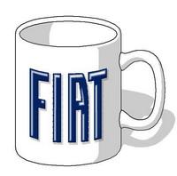 Tazza Fiat Fice01 Forme Cod.FICE01 - Fiat