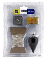 Piombo conico con cassa e filo Cod.10318 - Prv Tools