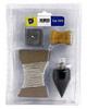 Piombo Conico Con Cassa E Filo_Cod. 10318_Prv Tools