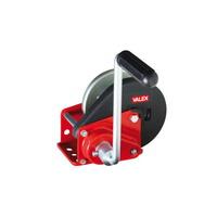 Verricello manuale con freno portata 680 Kg Cod.1650129 - Valex