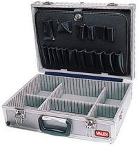 Valigia In Alluminio Professionale Cod.1960264 - Valex