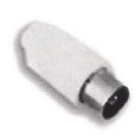 Spina Coax Per Antenne 2526 G.B.S. Elettronica Cod.2526 - G.B.S. Elettronica