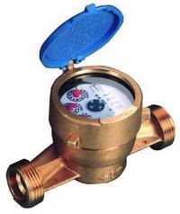 Contatore per acqua a turbina - 1/2  Cod.4238035 - Vuemme