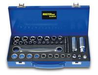 Cassetta Utensili Professionali 53 Pz. Cod.500016 - Airtec