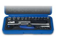 Cassetta Utensili Professionali 26 Pz. Cod.500017 - Airtec