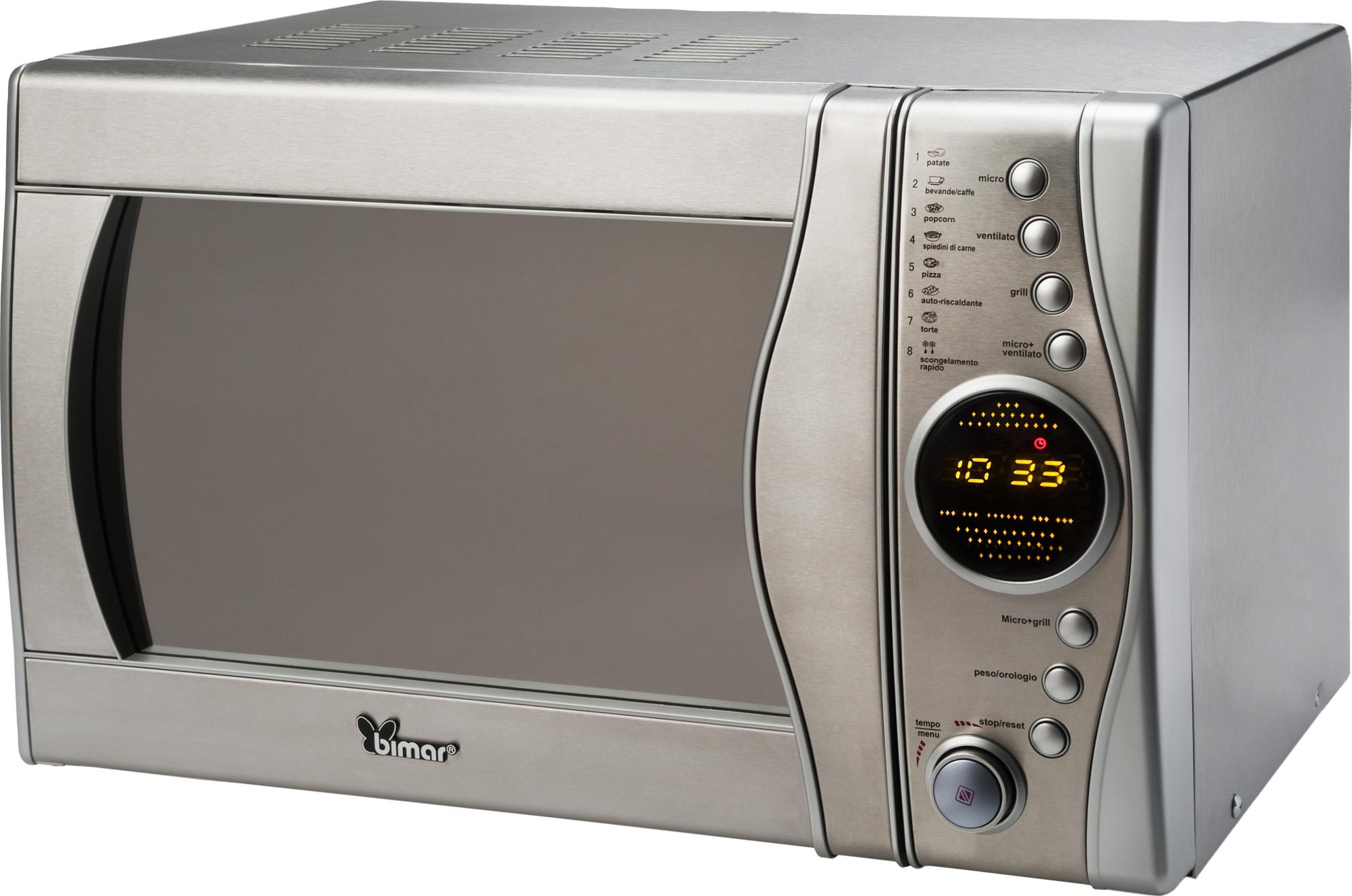 Forno microonde prontochef bimar - Forno e microonde combinato ...
