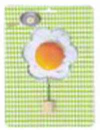 Stampo Uovo Fiore Cod.M499 - Primart